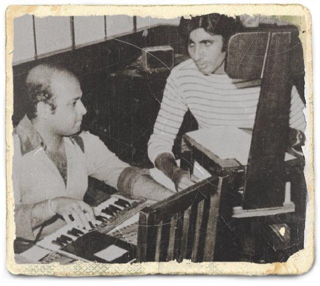 Rajesh Roshan : the non-conformist composer