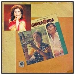 Mujhe Pyar Tumse Nahin Hai – Gharaunda (1977)