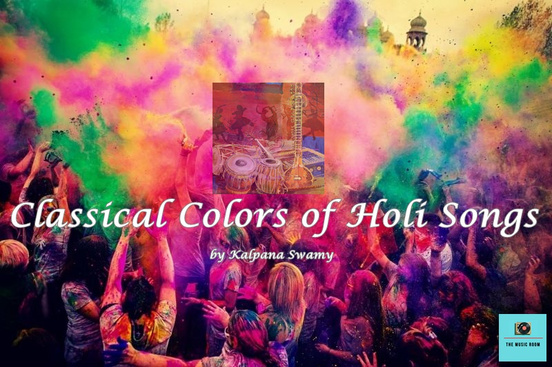 Classical Colors of Holi Songs